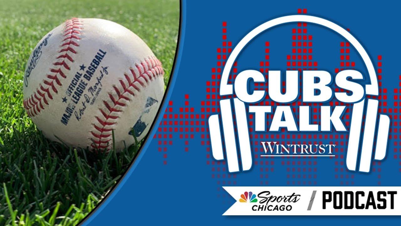 Former Cub Bobby Scales on impacting change in baseball and America Cubs Talk Podcast - Former Cub Bobby Scales on impacting change in baseball and America | Cubs Talk Podcast
