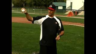 How to Grip a Baseball on Change Up Pitches - How to Grip a Baseball on Change Up Pitches