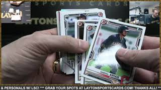 2021 Bowman Baseball Hobby Topps Clearly Authentic Baseball 2 Box Break for S Lee - 2021 Bowman Baseball Hobby & Topps Clearly Authentic Baseball 2 Box Break for S Lee