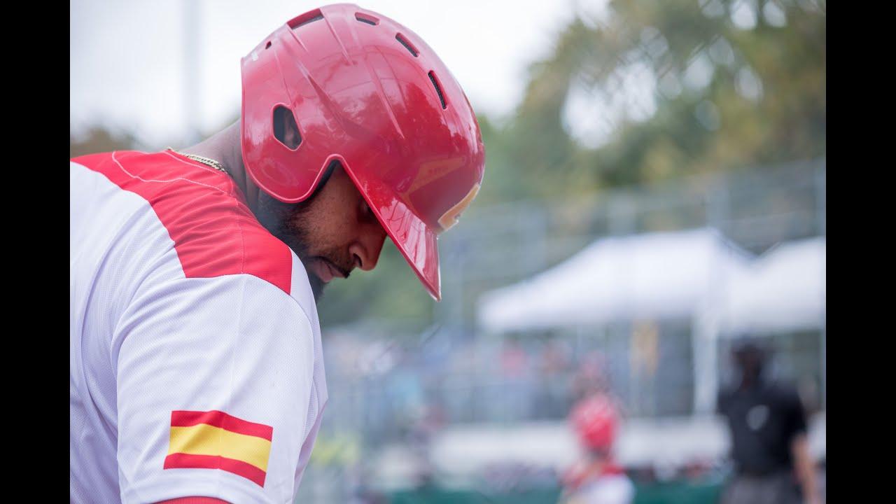Baseball Highlights 2019 European Championships Spain v Belgium - Baseball Highlights: 2019 European Championships: Spain v Belgium