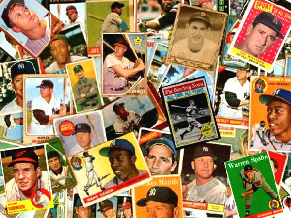 Image result for baseball card collage