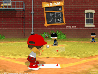 pinch hitter 1 - baseball game online