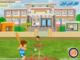 shatter baseball - fun baseball smashing game