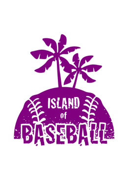 Island of Baseball (logo)