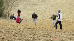Sand Dune Sprints