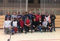 IOB Coaches Clinic