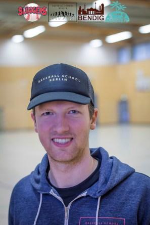 Coach Sebastian Jakobi