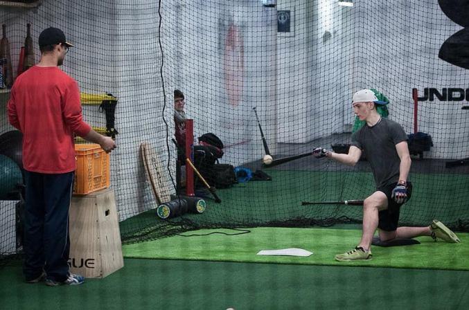 Hitting Mechanics - Individual Training
