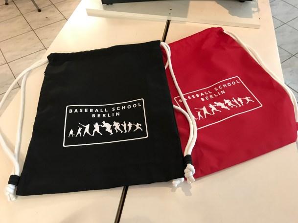 Black & White / Red & White Bag
