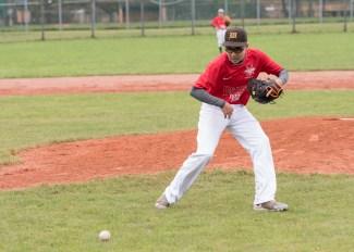 Jasper - Pitcher - Fielding