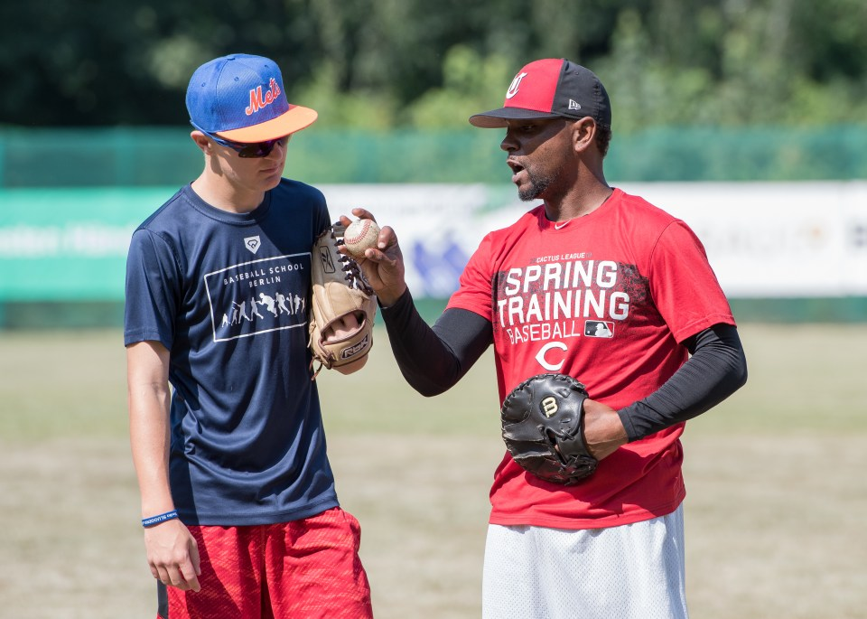 Training für Pitching, Catching, Infield, Outfield, Baserunning, Krafttraining