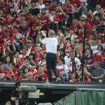 マツダスタジアムのファン乱入について平松、江本、金村が語る 2018年9月6日