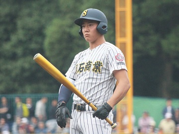 高校生ナンバーワンスラッガー明石商業・来田涼斗を片岡篤史が語る
