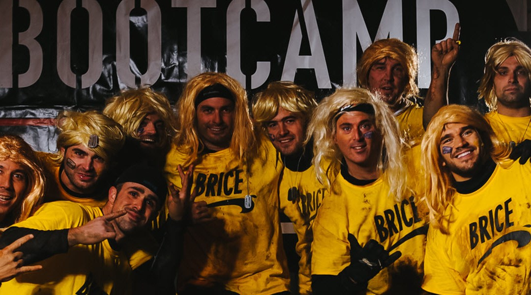 Bootcamp Halloween – October 31 2015