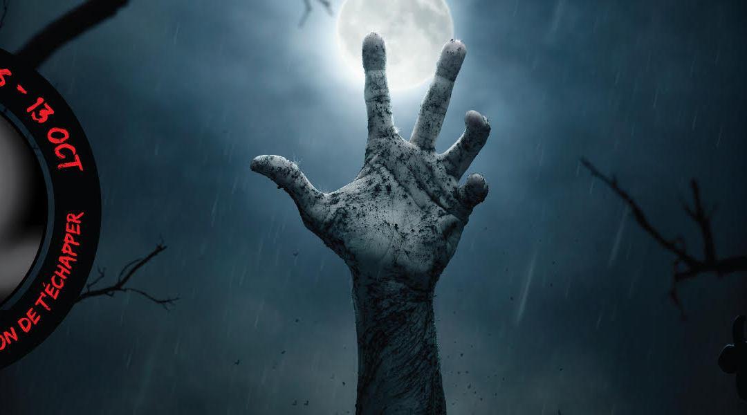 L'énigme des Zombies :   – 13 Octobre 2019