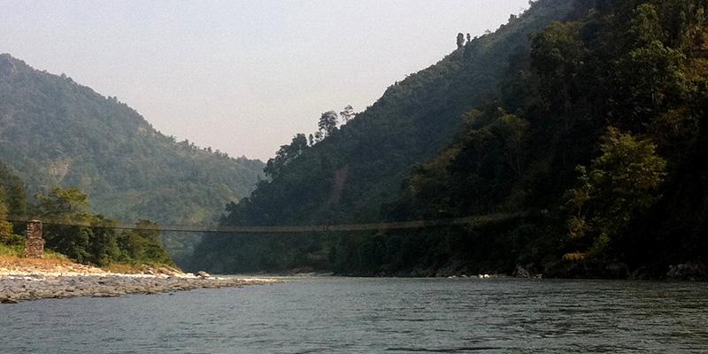 Seti River Rafting In Nepal 9 Days Raft In Seti River