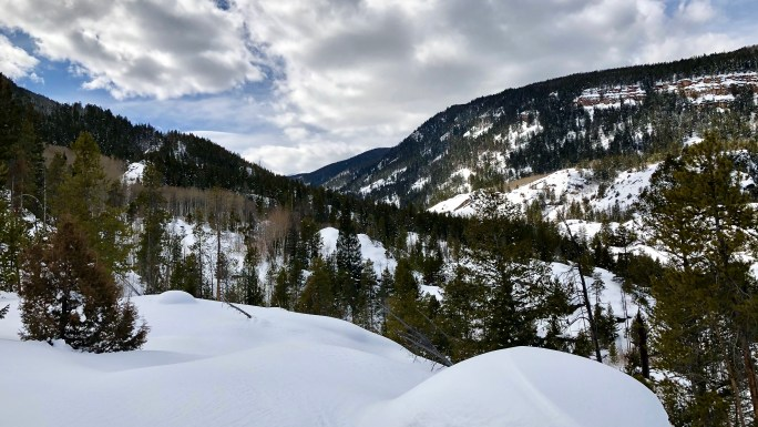 Red Cliff Snowshoe