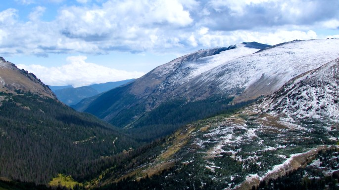Earth Day 2021, Rocky Mountain National Park