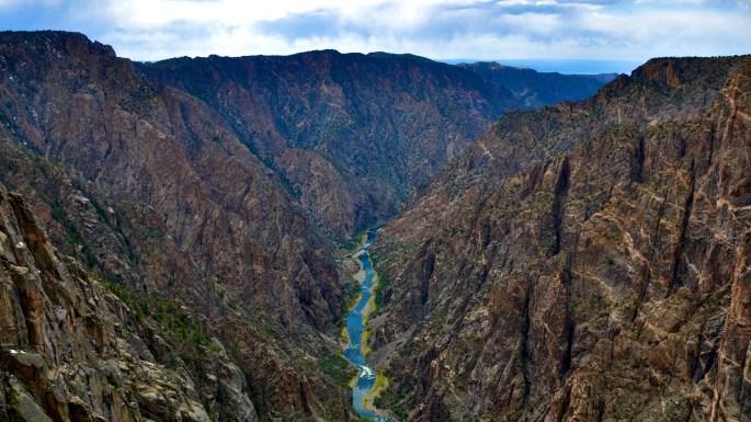 Southwest Colorado Adventure ~ Black Canyon of the Gunnison NP