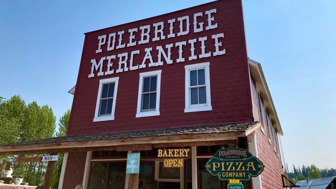 Great Montana Adventure, Polebridge Mercantile