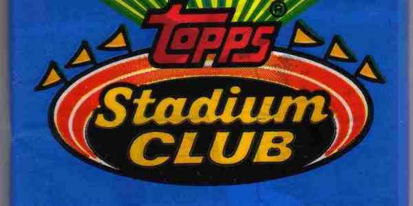 Collecting 1991 Topps Stadium Club Baseball
