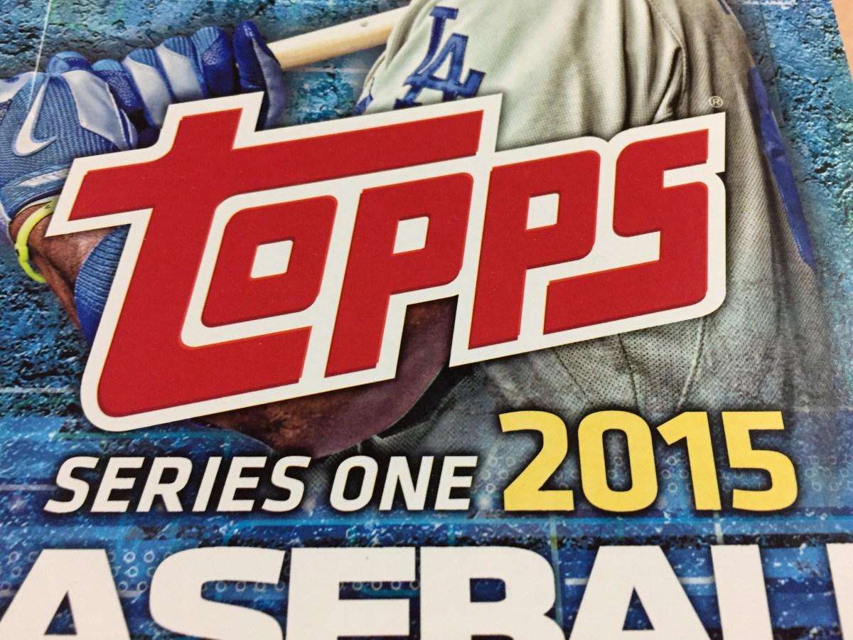 2015 Topps Baseball Series 1