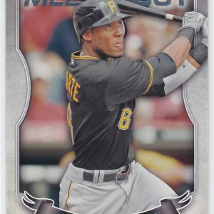 2016 Topps MLB Debut Starling Marte