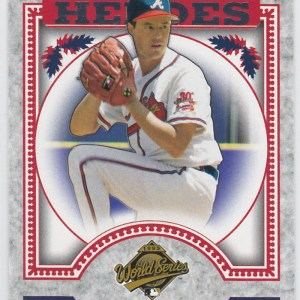2014 Topps Update World Series Heroes Greg Maddux