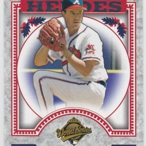 2014 Topps Update World Series Heroes Greg Maddux