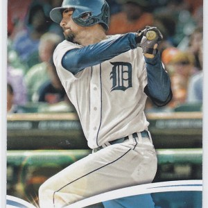 2014 Topps Update The Future Is Now Nick Castellanos