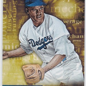 2015 Topps Archetypes Jackie Robinson