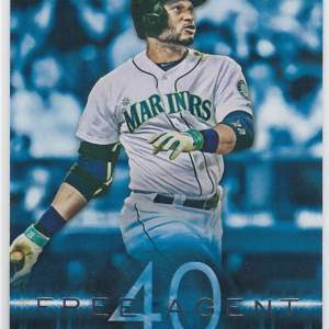 2015 Topps Free Agent 40 Robinson Cano