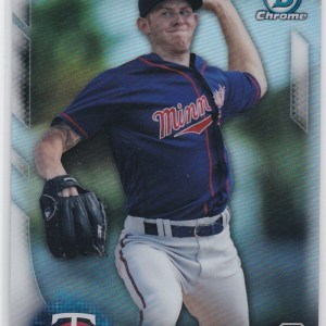 2015 Bowman Draft Chrome Refractor Tyler Jay