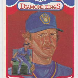 2001 Donruss Diamond Kings Reprints Robin Yount