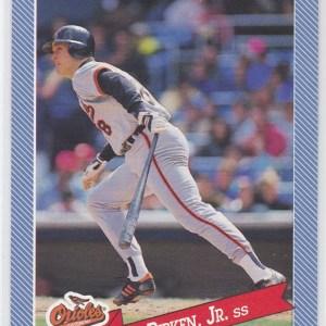 1993 Hostess Baseball Cal Ripken Jr.
