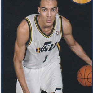 2013-14 Panini NBA Hoops Rudy Gobert RC
