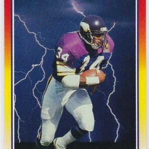 1990 Score Herschel Walker