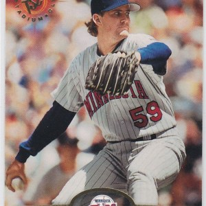 1996 Topps Stadium Club Brad Radke RC