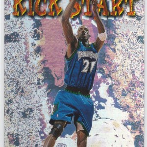 1998-99 Topps Kick Start Kevin Garnett