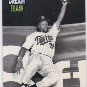 1992 Score Dream Team Kirby Puckett