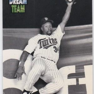 1992 Score Dream Team Kirby Puckett