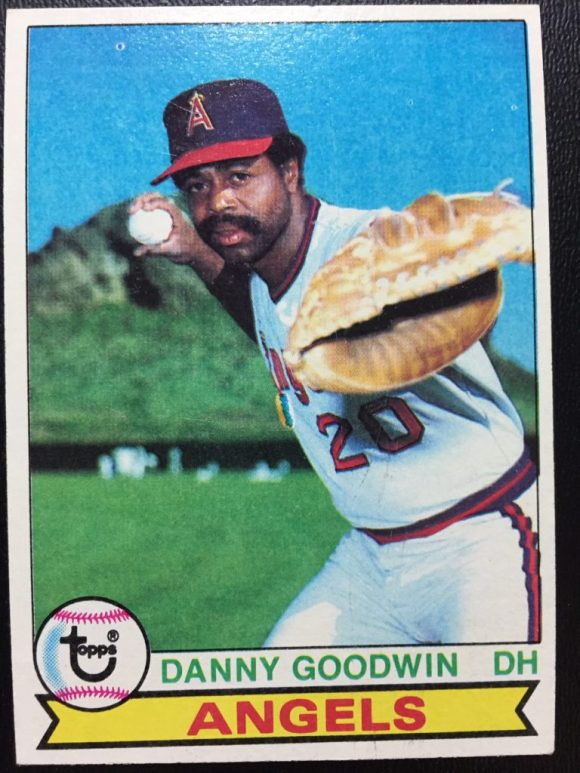 1979 Topps #322 Danny Goodwin