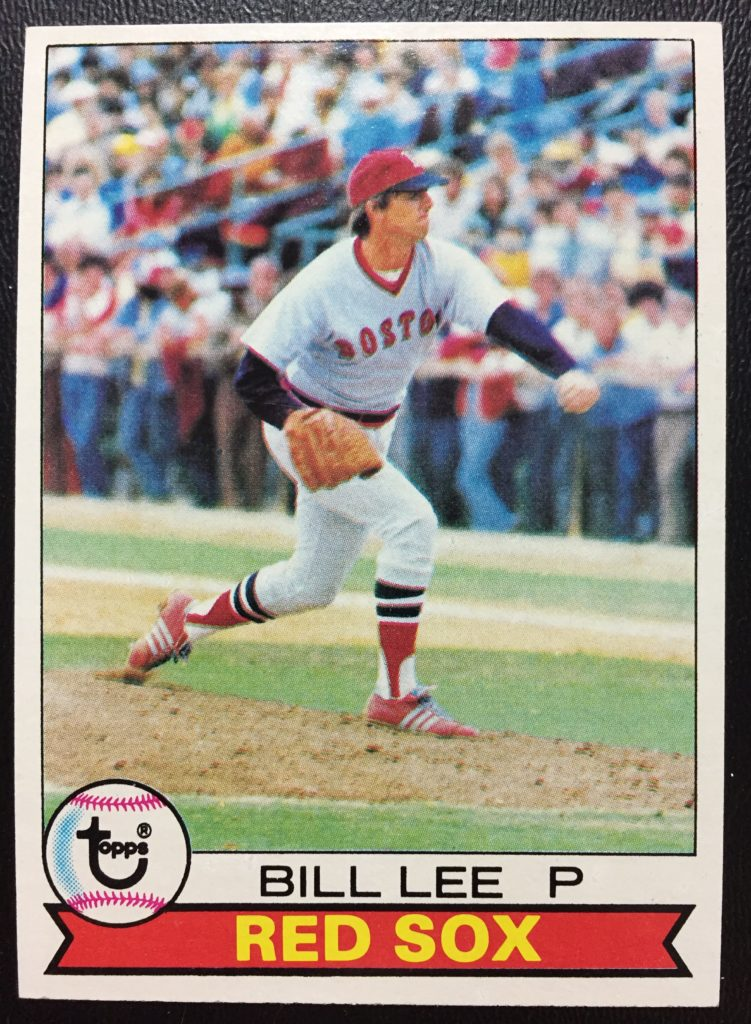 1979 Topps #455 Bill Lee