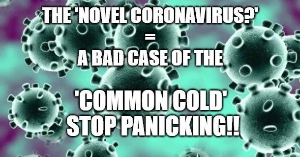 COMMON COLD CORONAVIRUS 2