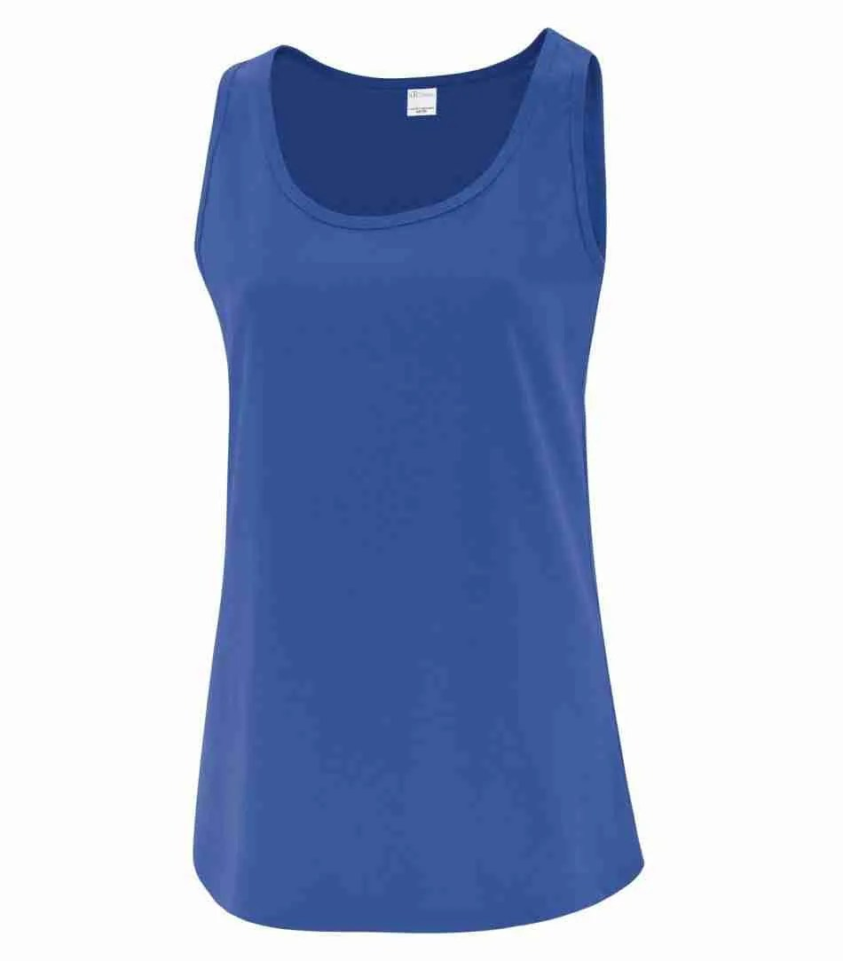 ATC EVERYDAY COTTON LADIES' TANK TOP. ATC1004L