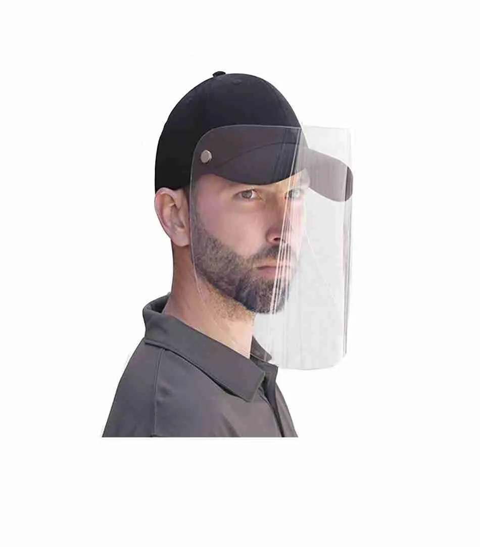 Cap with Face Shield 5000 M