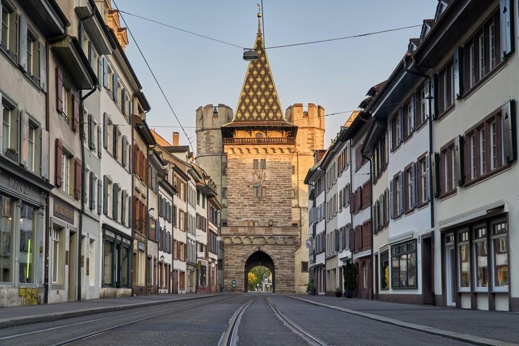 Basel und Region - Basel Spalentor | baselundregion.ch