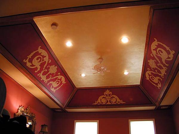 ceiling soffit types basement finish design