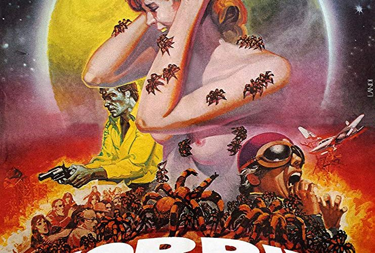 FILM BOOK OF FEAR: Kingdom of the Spiders (1977)