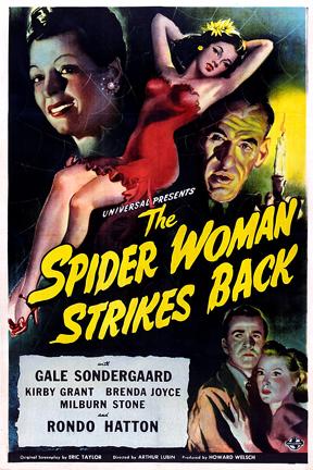 SpiderWomanStrikesBack